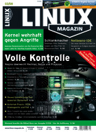 Cover of German Linux Magazin 03/2008